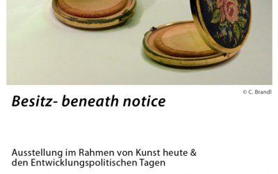 Hab und gut – Beneath Notice